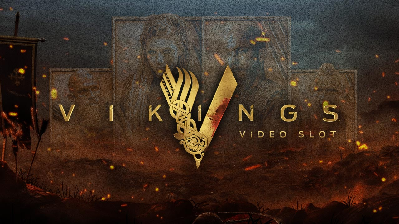 vikings video slot screenshot
